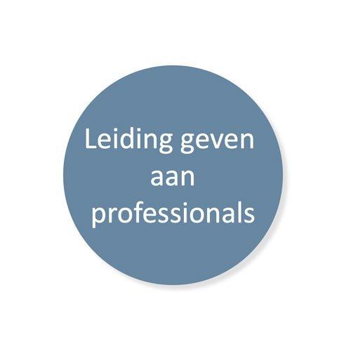 Leiderschapsontwikkeling - leiding geven aan professionals